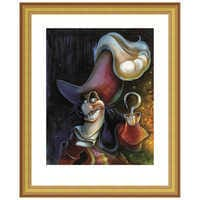 Image of ''Captain Hook'' Giclée by Darren Wilson # 4