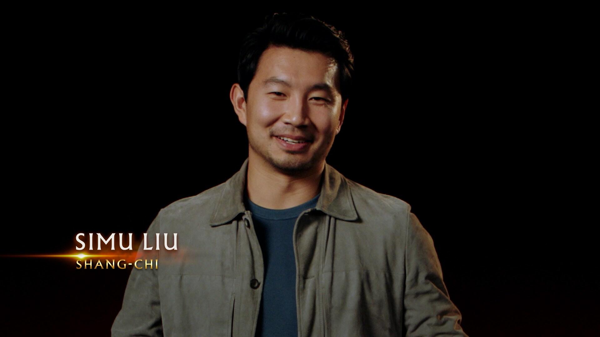 Shang-Chi e a Lenda dos Dez Anéis: Marvel Studios - Simu Liu