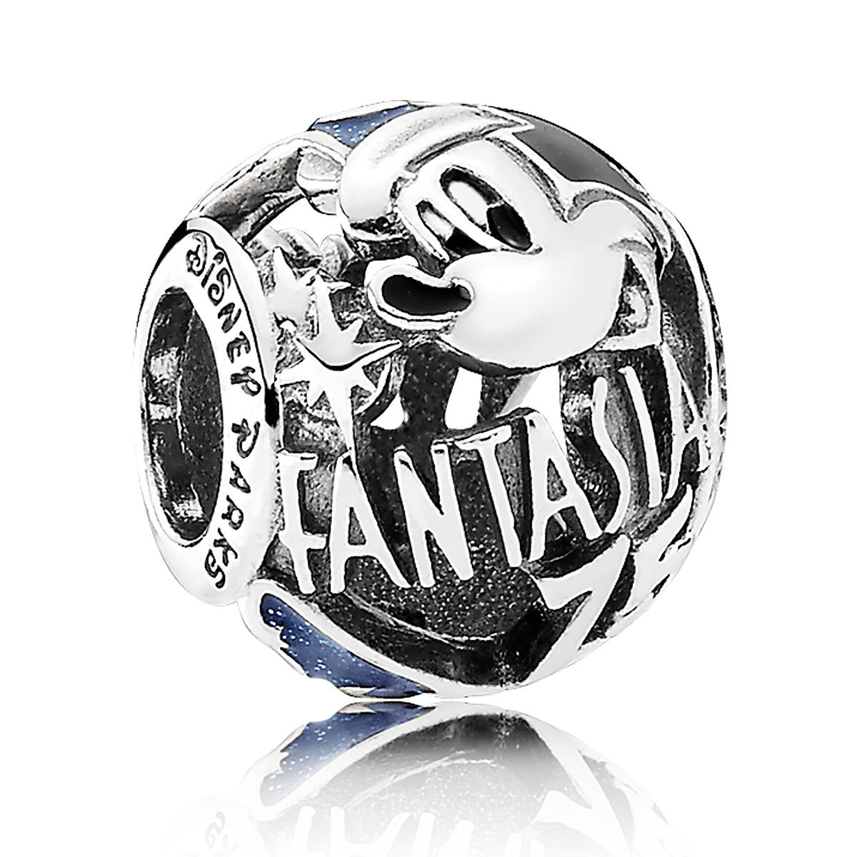 da14ce54982 Product Image of Sorcerer Mickey Fantasia 75th Anniversary Charm by PANDORA    1
