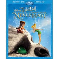 Image of Tinker Bell and the Legend of the NeverBeast Blu-ray Combo Pack # 1