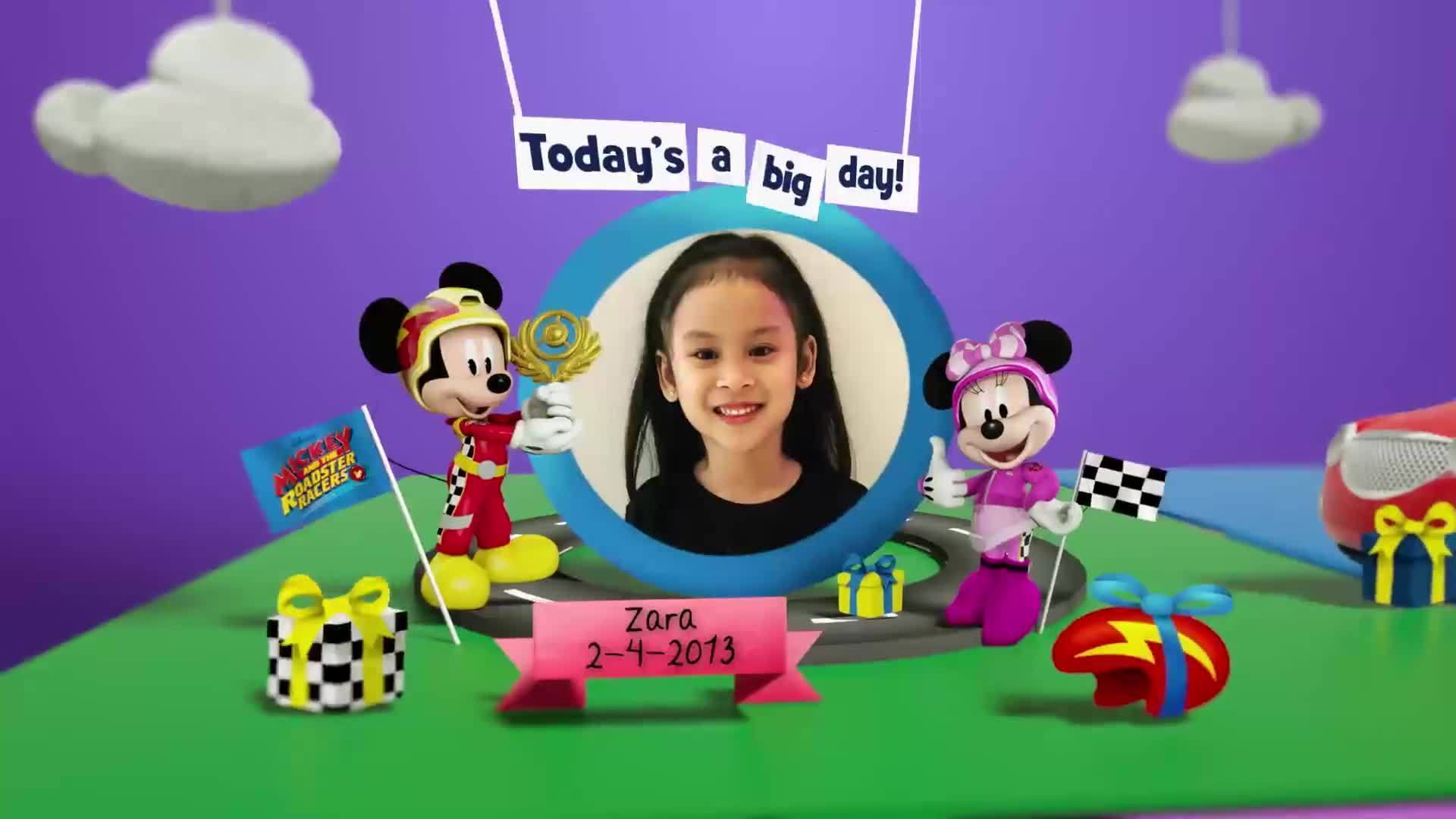 Disney Junior Birthday Book 2020 April Album 11