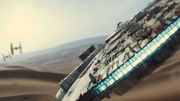 Teaser - Star Wars: The Force Awakens