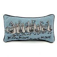 Finding Nemo Seagulls Pillow - ''Mine, Mine, Mine, Mine''