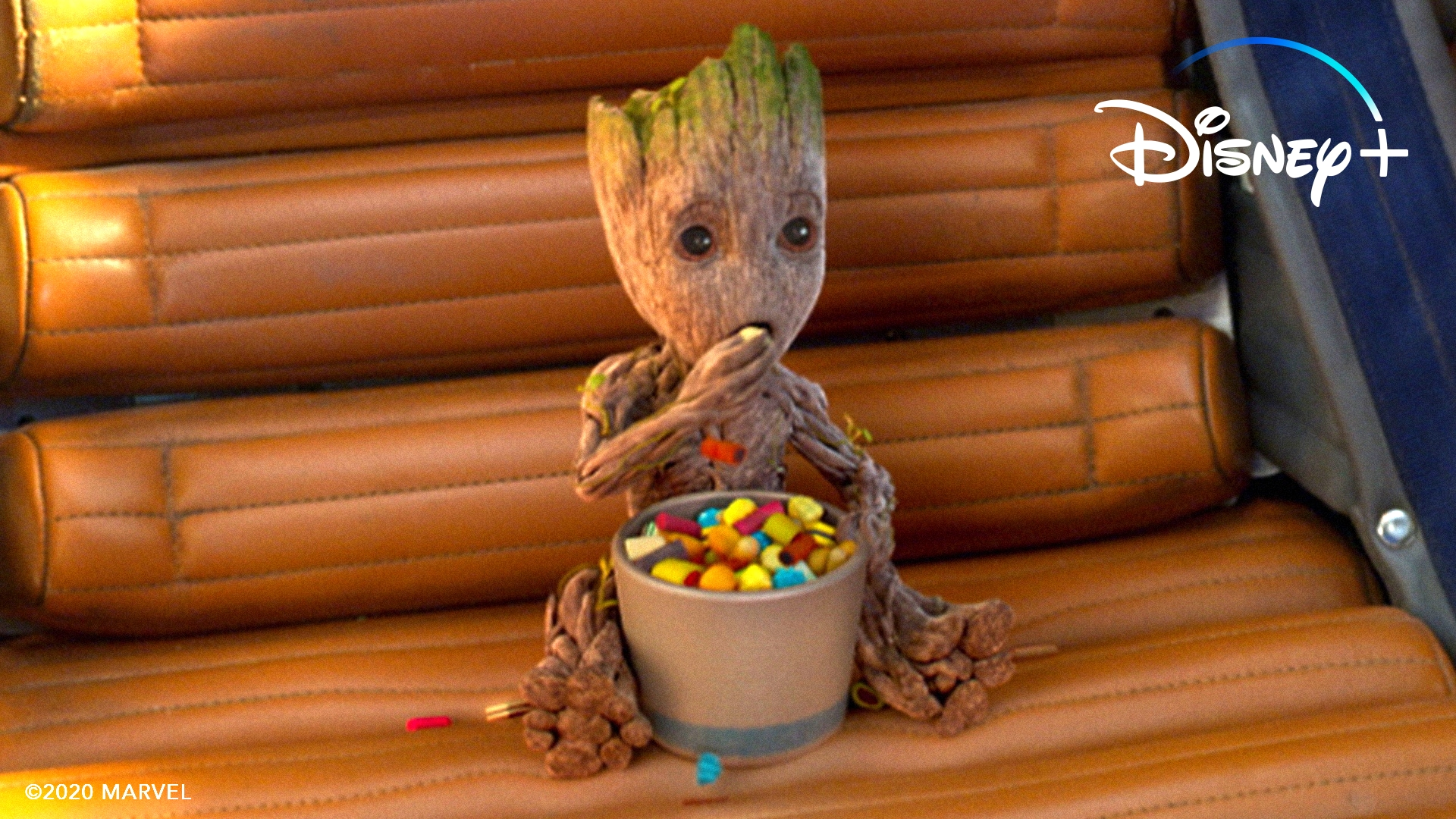 Marvel Super Heroes on the Art of Snacking | Disney+