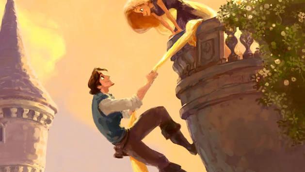 Rapunzel - Neu verföhnt - Der Look von Rapunzel