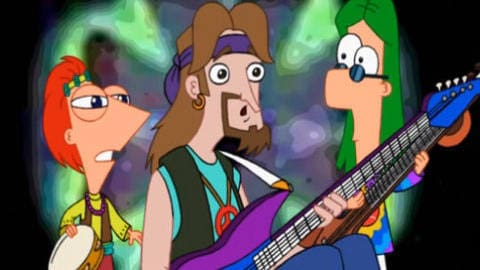 """""""Historia musical"""" - Phineas y Ferb"""