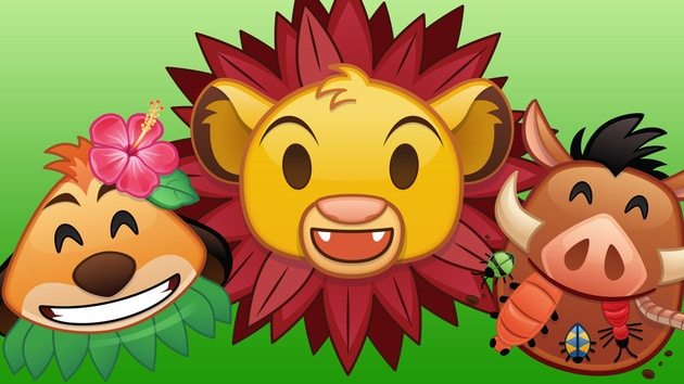 The Lion King As Told By Emoji