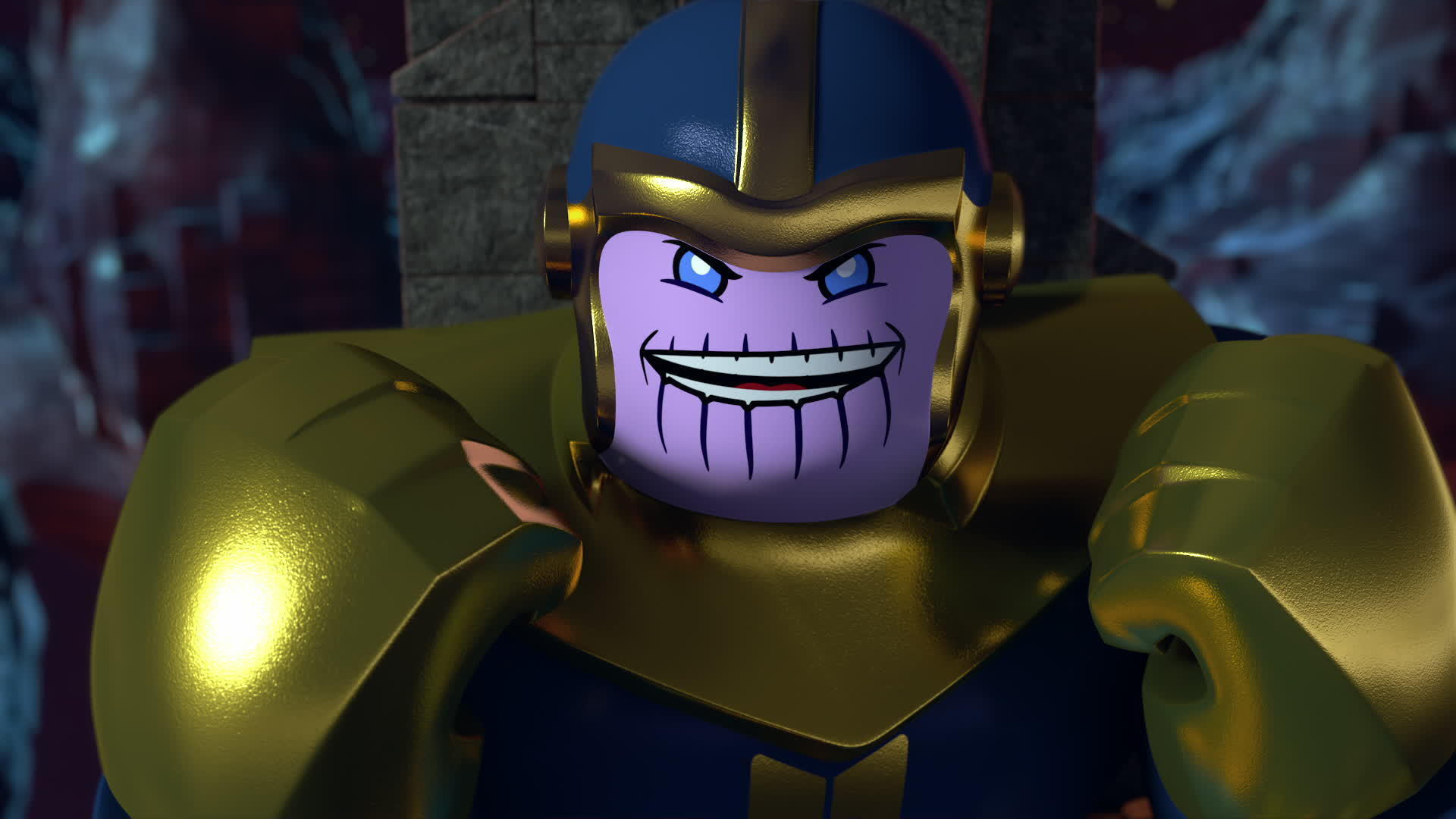 Part 3: The Thing About Thanos