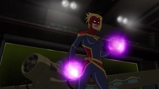 Short 3: Captain Marvel - Full Episode