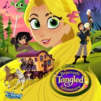 Rapunzel's Tangled Adventure: Soundtrack