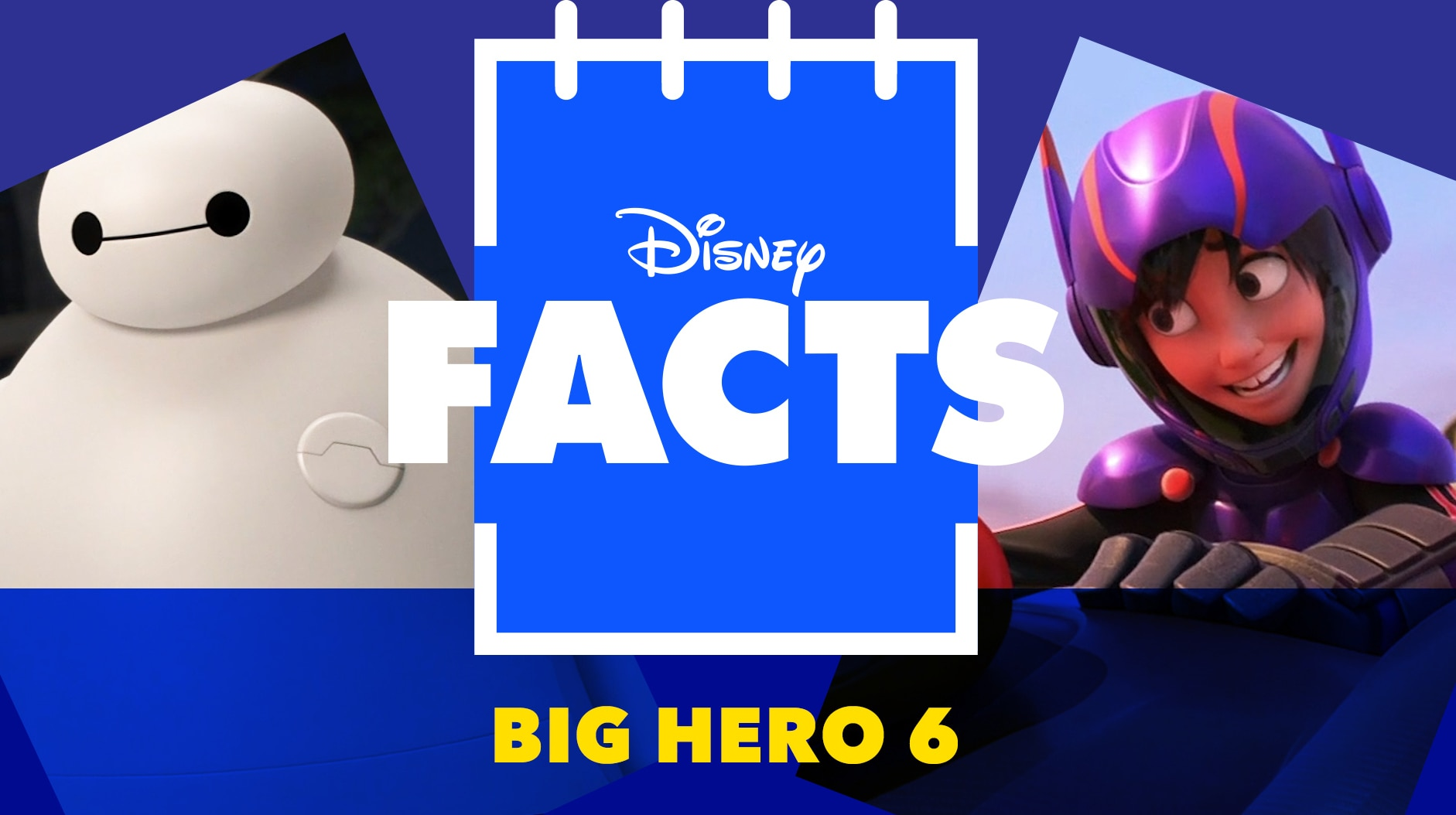 Big Hero 6 Secrets & Easter Eggs | Disney Facts by Disney