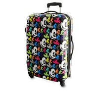샵디즈니 Disney Mickey Mouse Pop Art Luggage - 26