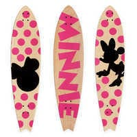 Image of Ethan Allen Minnie Longboard Artwork Collection # 1
