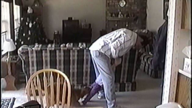 The Family Dog Charms the Pants Off a Little Kid