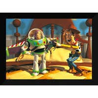Image of Toy Story ''You're Not a Space Hero'' Giclé # 6