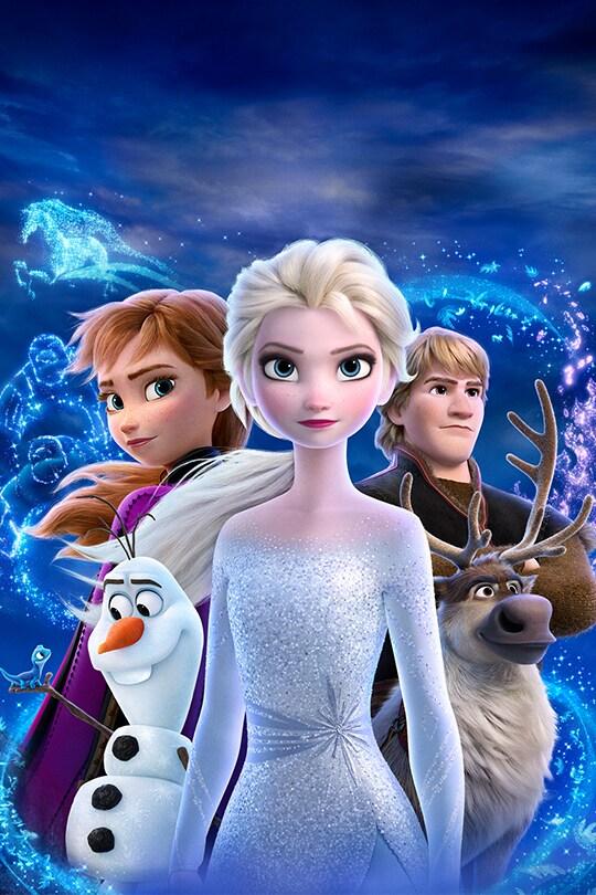 La Reine Des Neiges 2 Dvd Blu Ray Achat Digital Disney