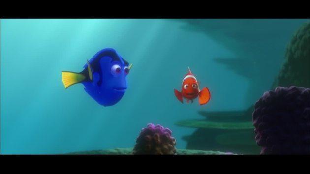 Finding Nemo Trailer
