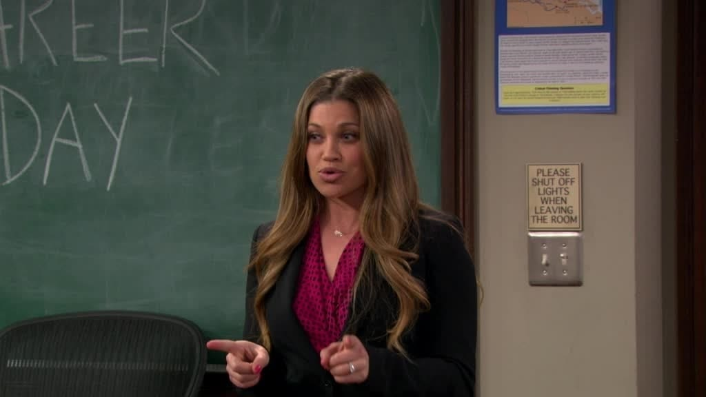 Girl Meets Maya's Mother