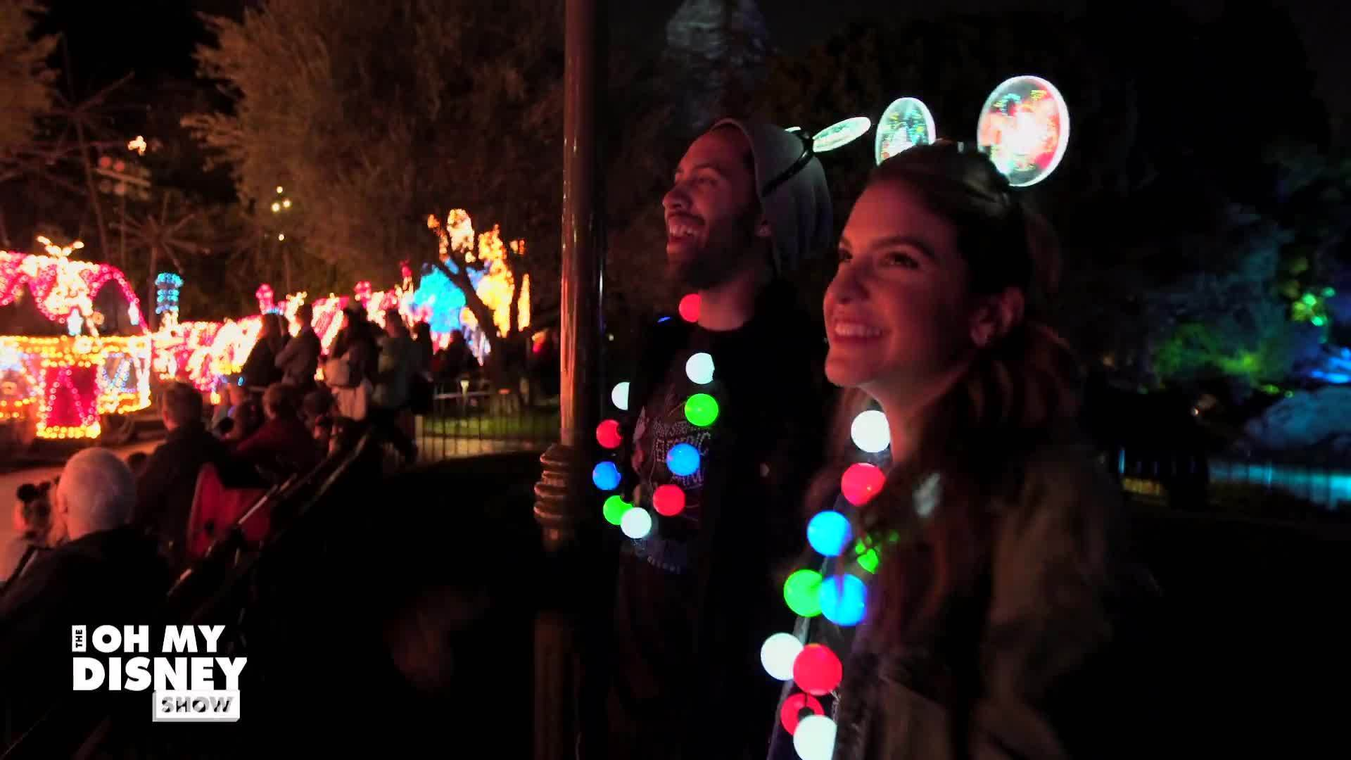 Main Street Electrical Parade Food Crawl at Disneyland | The Oh My Disney Show