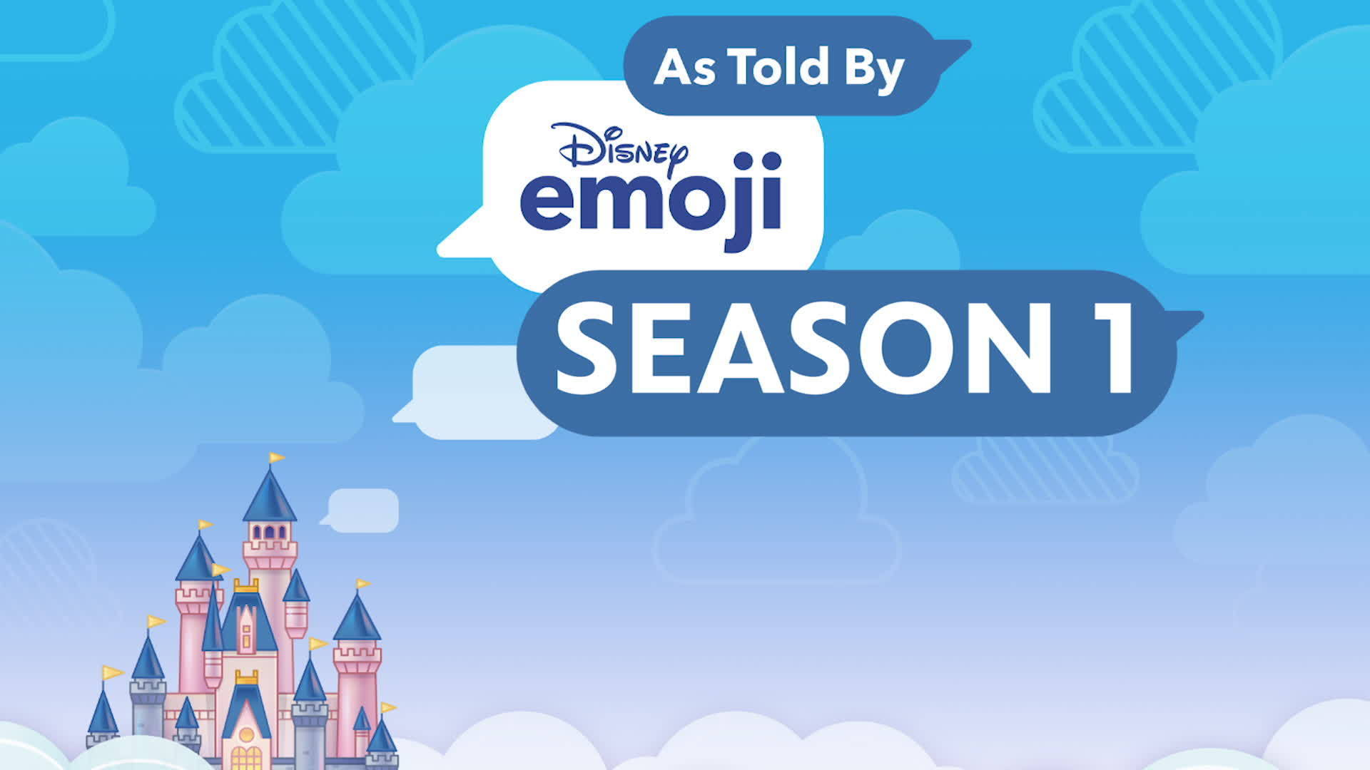 Disney As Told by Emoji Season 1 Compilation