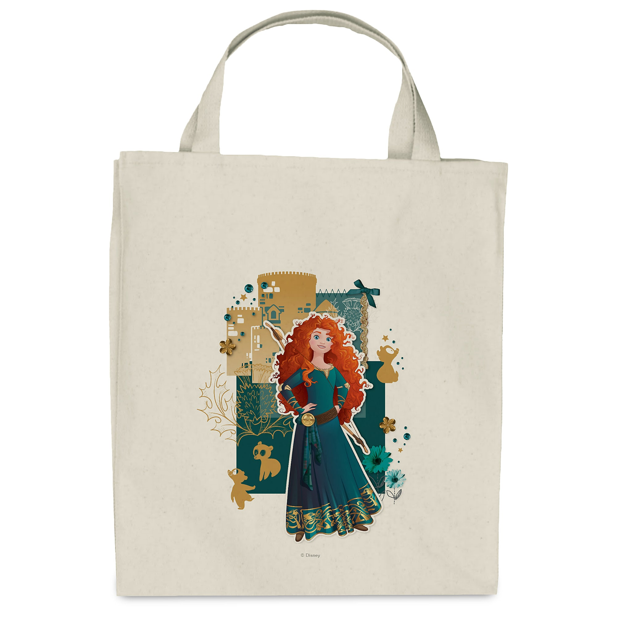 Merida Tote - Customizable