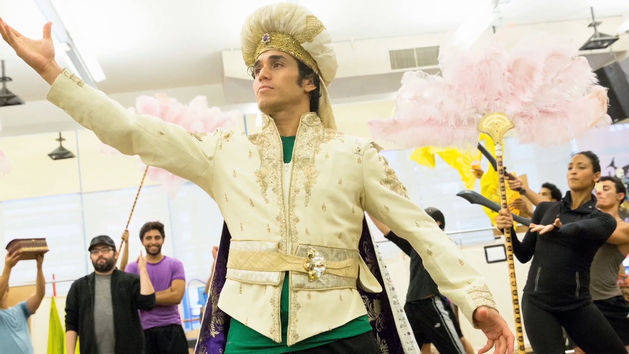 The Making of a Broadway Musical - Aladdin