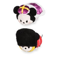 Mickey and Minnie Mouse ''Tsum Tsum'' Plush London Set - Mini 3 1/2''