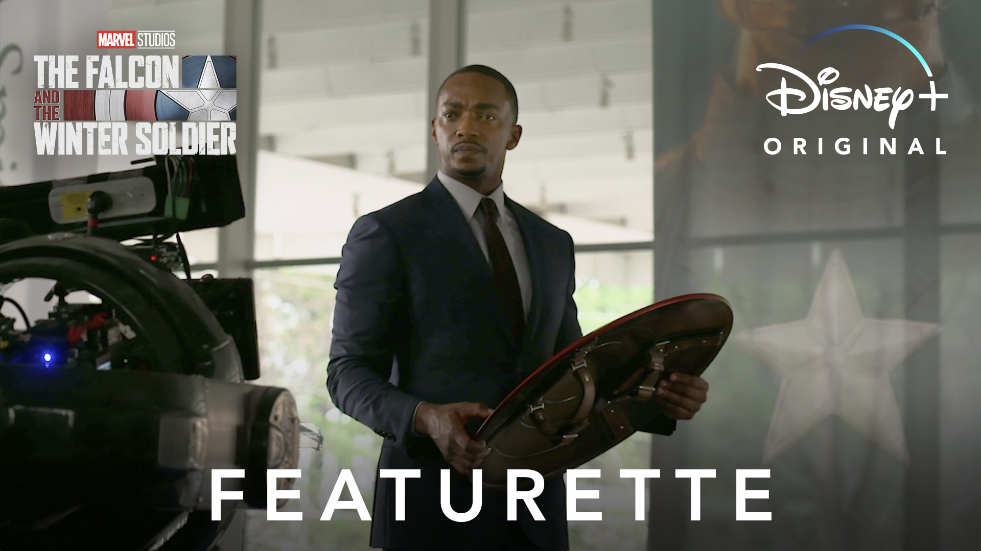 Continuation Featurette | The Falcon and The Winter Soldier | Disney+