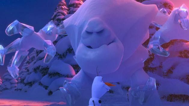 Frozen - Fuga da Marshmallow