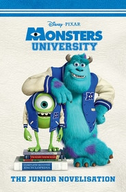 Monsters University Junior Novelisation