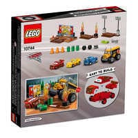Image of Thunder Hollow Crazy 8 Race Playset by LEGO Juniors - Cars 3 # 3