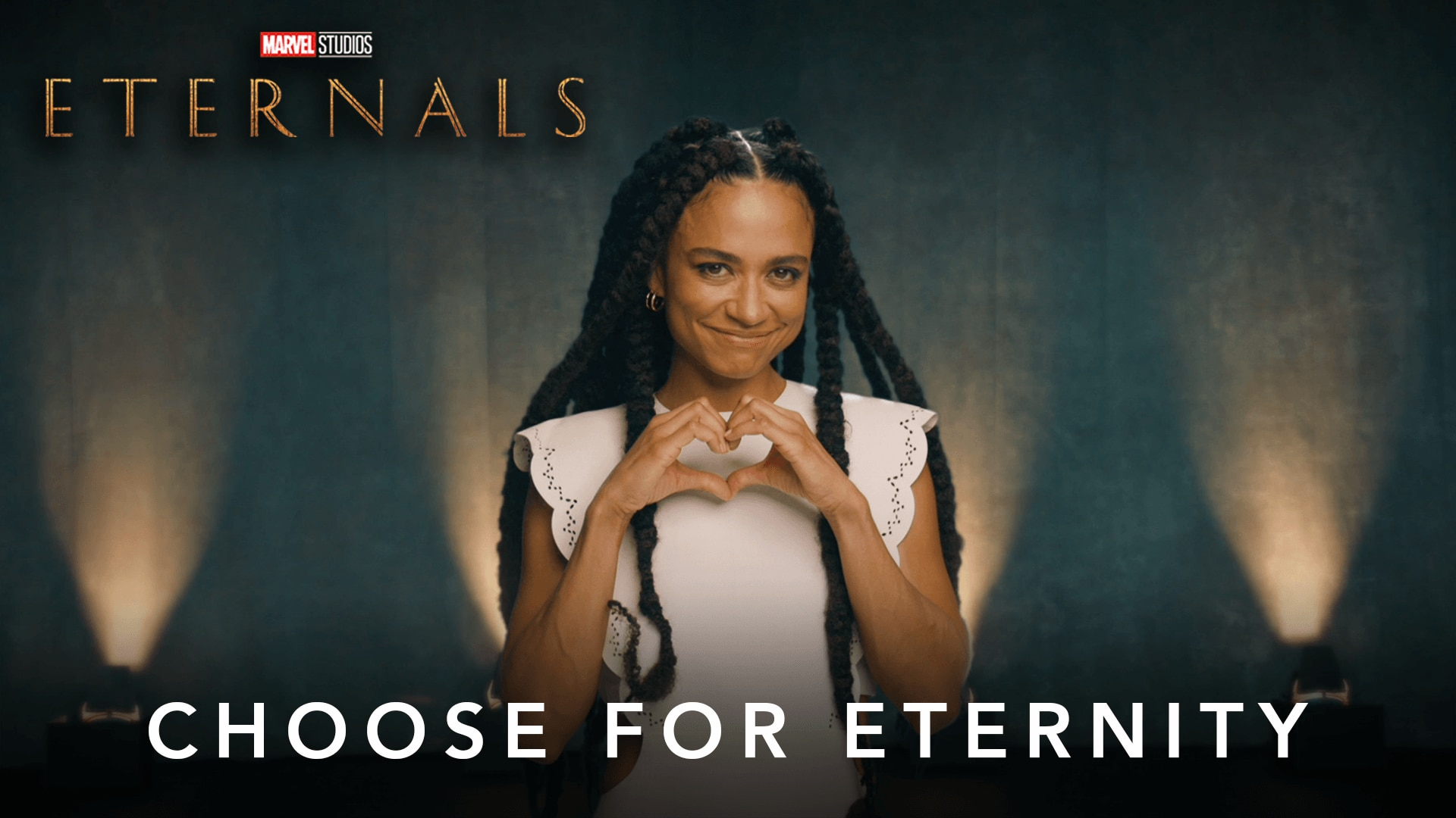 Choose For Eternity | Marvel Studios' Eternals