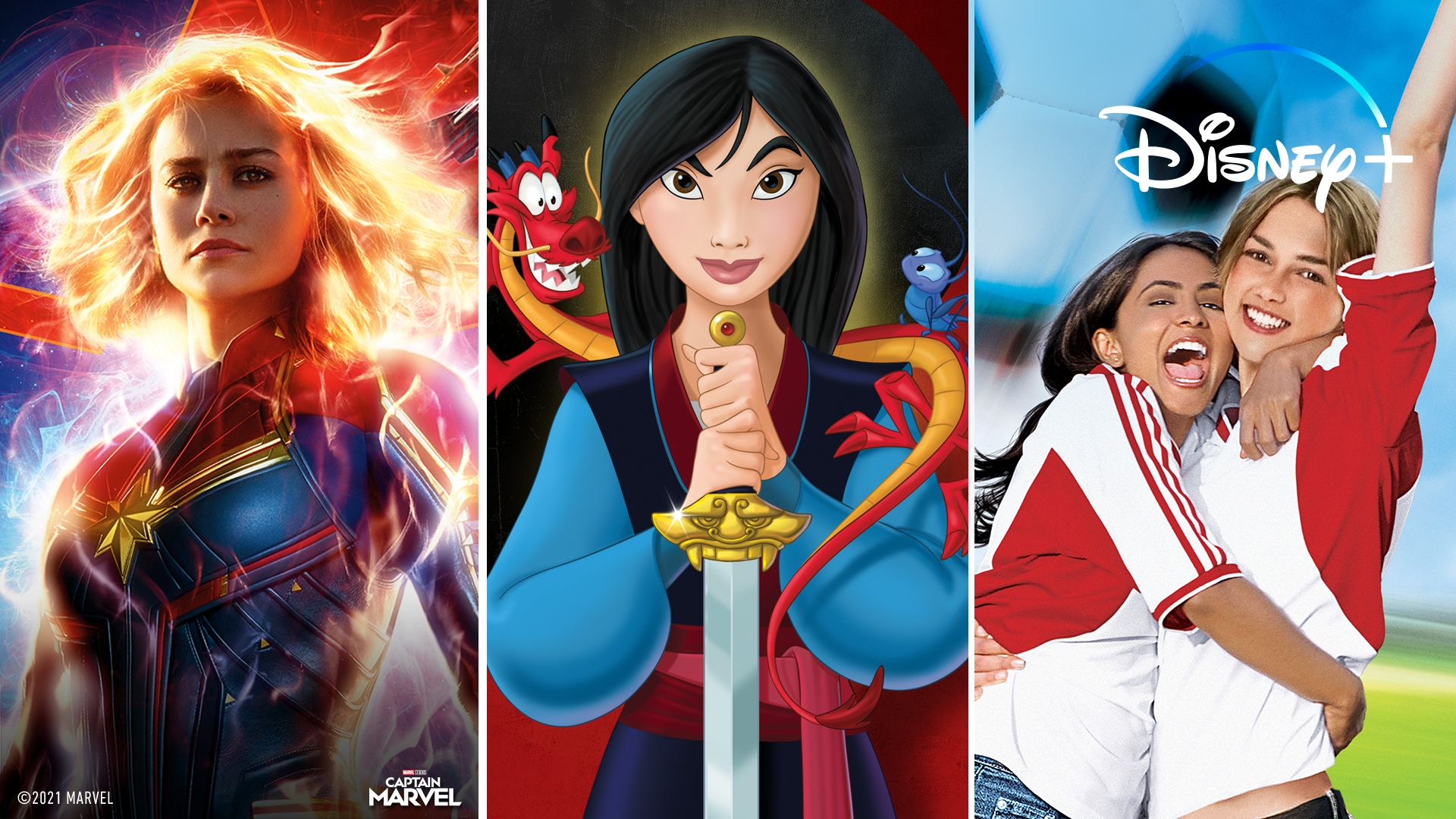 Best Movies to Watch on Galentine's Day | Disney+