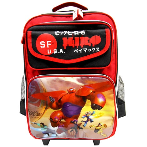 Big Hero 6 Trolley Bag