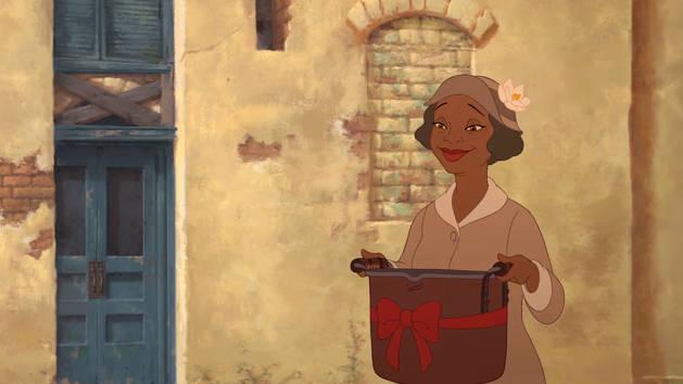 Eudora - La Princesa y el Sapo