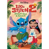 Lilo & Stitch 2: Stitch Has a Glitch DVD