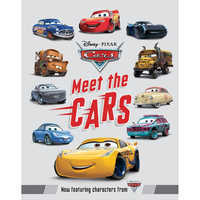 Image of Meet the Cars Book # 1