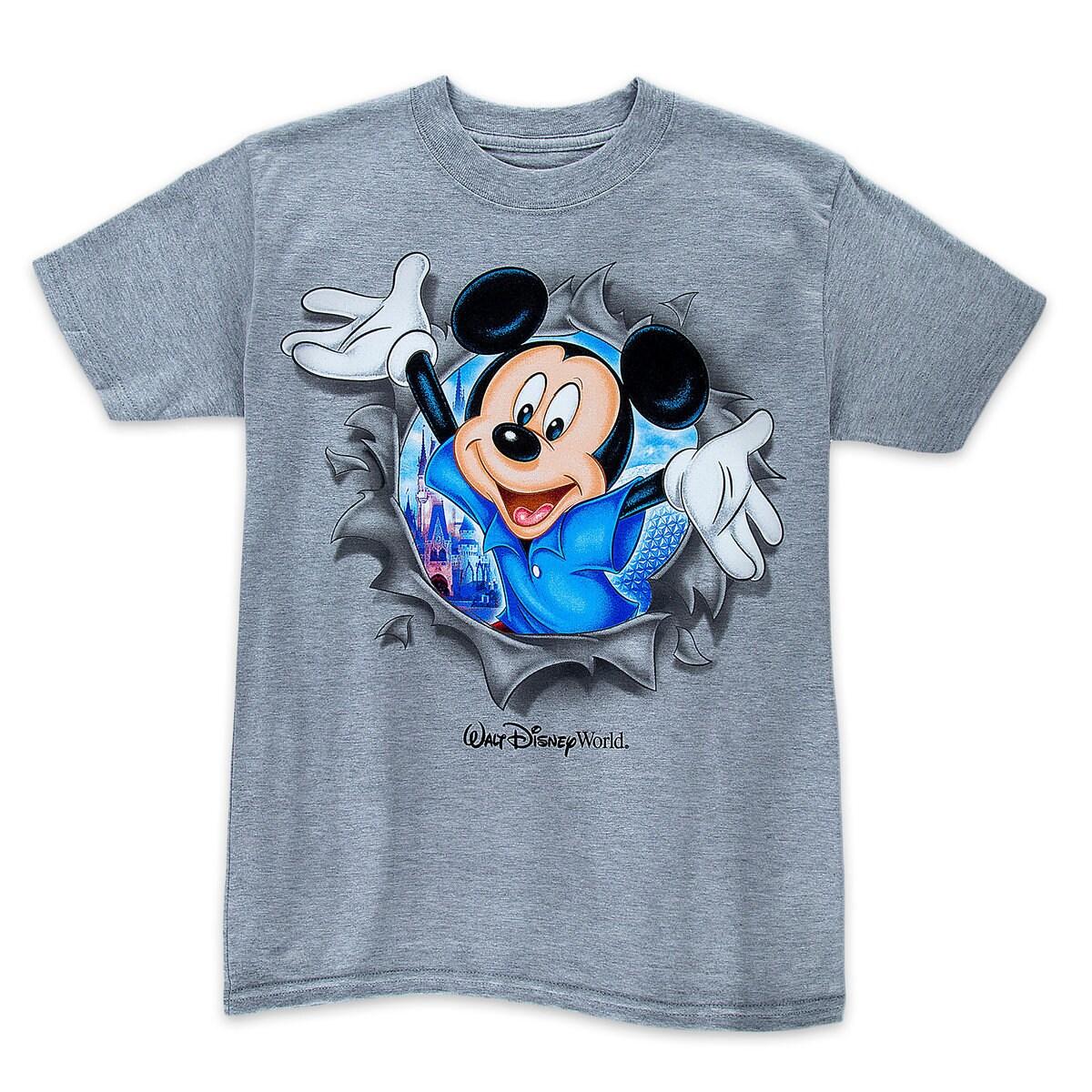 7575e7f03 Mickey Mouse Peek-a-Boo Tee for Baby - Walt Disney World | shopDisney