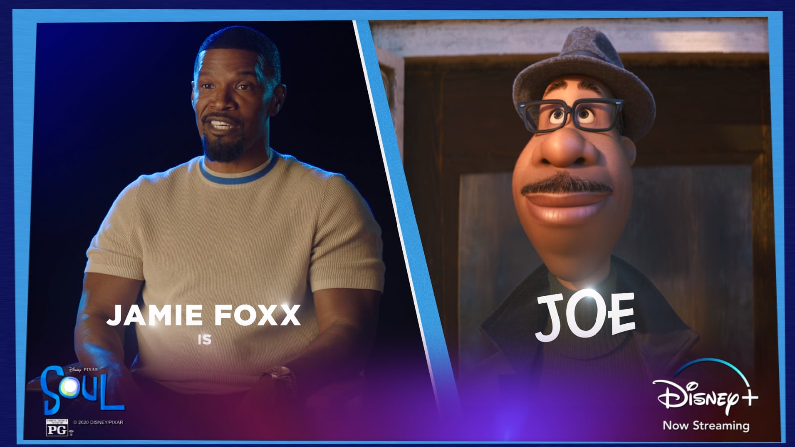 Meet the Cast | Disney and Pixar's Soul | Disney+