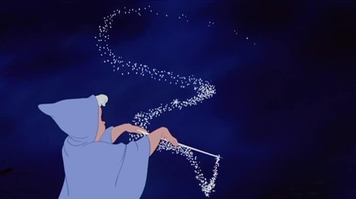 Bibbidi-bobbidi-boo - Cinderela - Sou Uma Princesa