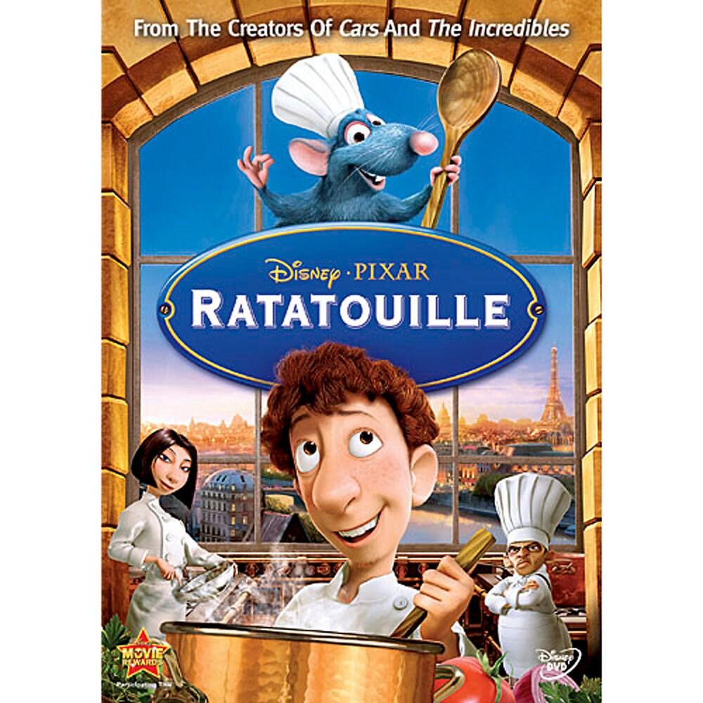 Ratatouille DVD Official shopDisney