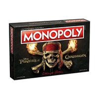 Image of Pirates of the Caribbean Monopoly Game # 1