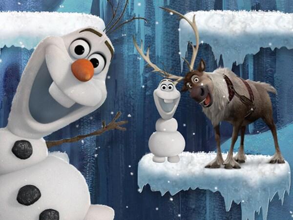Mroźny Upadek Olafa