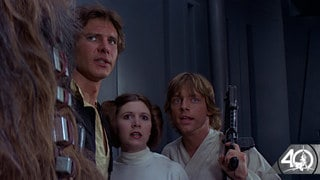 Star Wars at 40 | 40 Memorable Moments in Star Wars: A New Hope