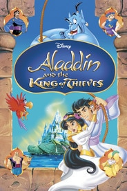 Aladdin III: Aladdin and the King of Thieves