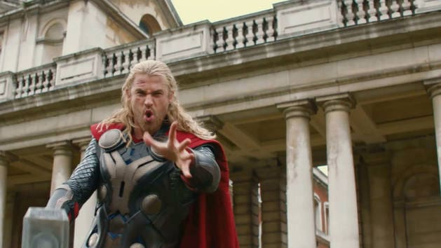 Marvel's Thor 2: The Dark World - Bloopers