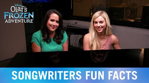 "Kate Anderson & Elyssa Samsel Perform ""When We're Together"" | Disney"