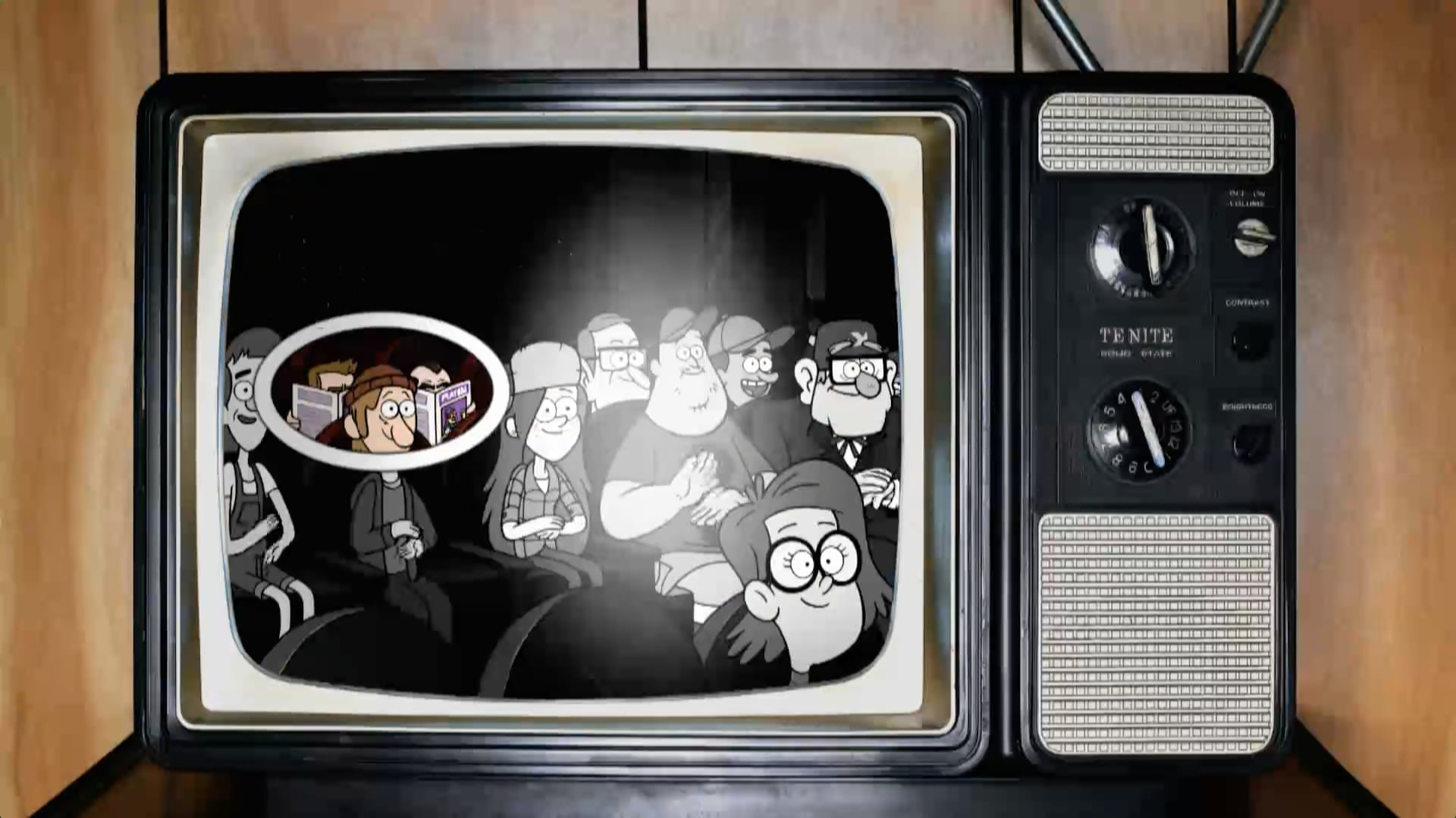 Agentes secretos - Gravity Falls