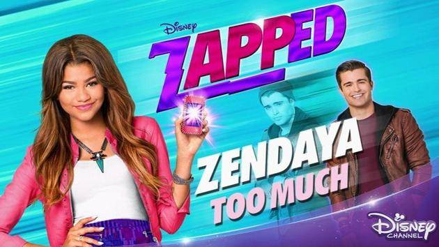 """Too Much"" (From ""Zapped""/ Music from the TV Movie (Audio Only)) - Zendaya"