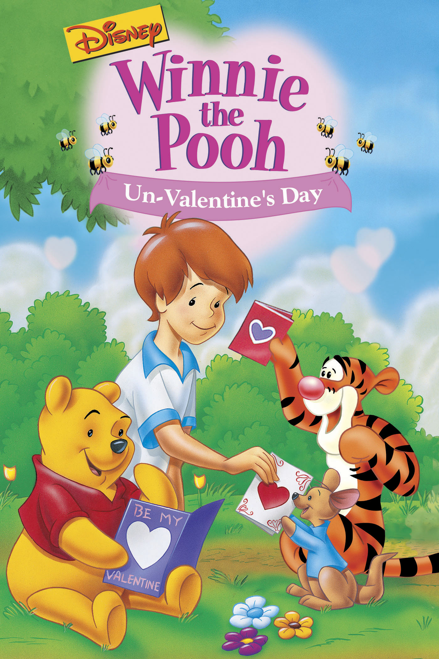 Winnie The Pooh: Un Valentineu0027s Day And A Valentine For You